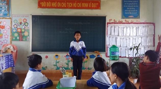 Hoạt động ngoại khóa GV Lê Thị Việt Anh – TH Trần Quốc Toản – Đăk Song – Đăk Nông